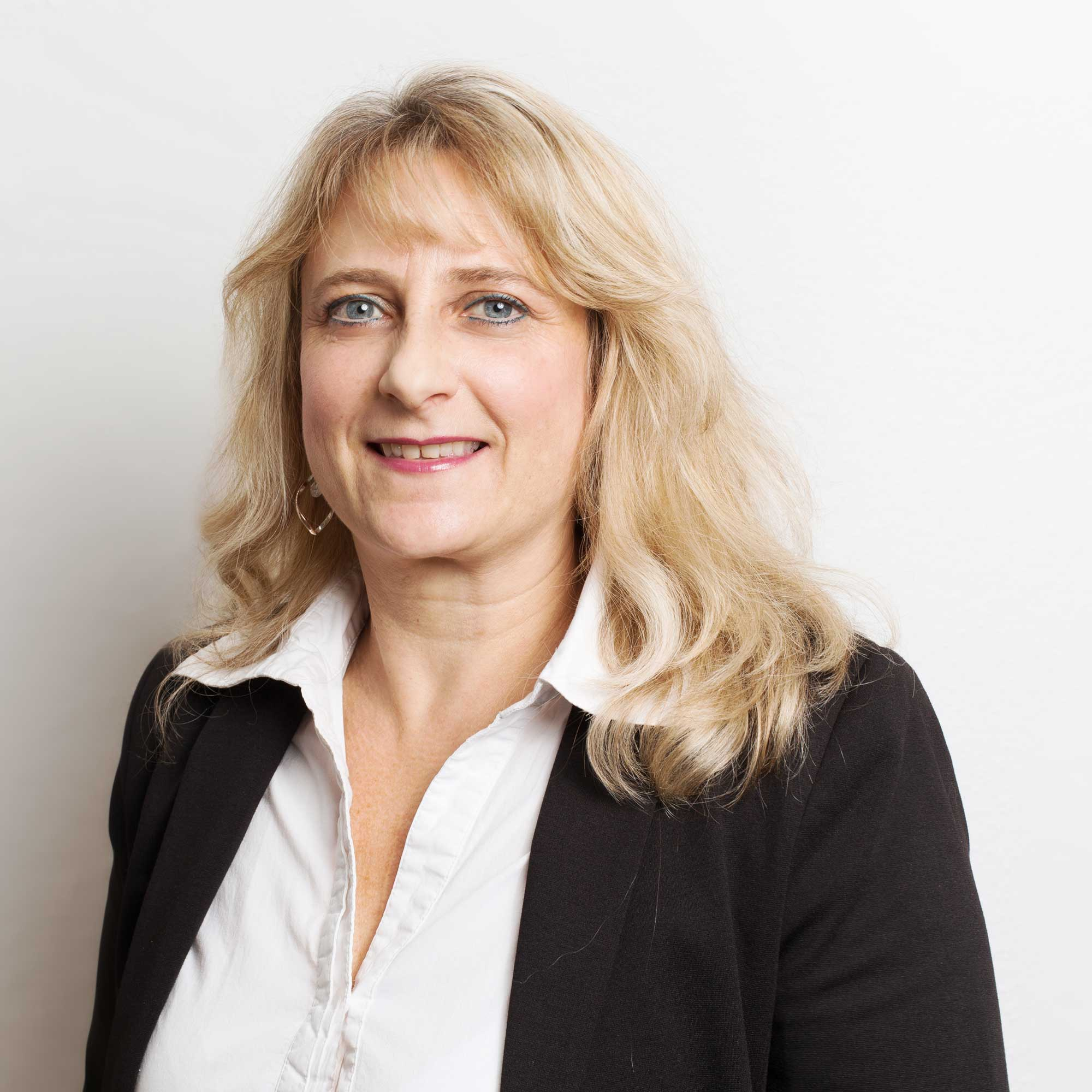 Sekretärin Claudia Göpfert